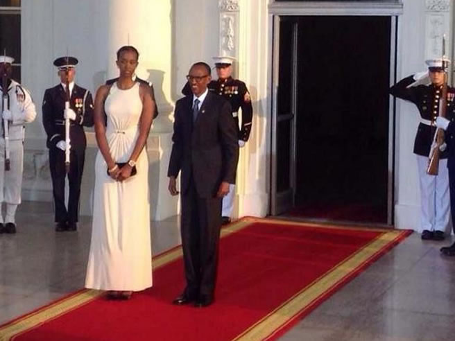 Paul Kagame Daughter Height