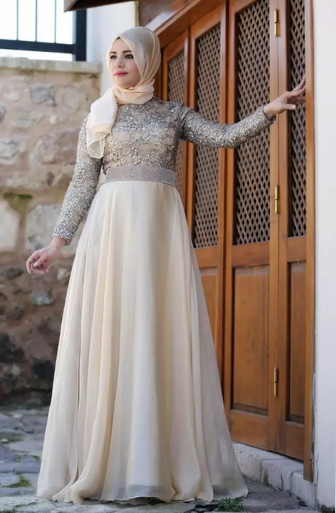 Fashion Formal Muslim Dress Hijabiworld