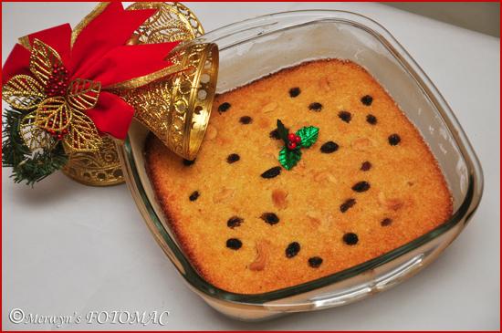 Baath Cake Semolina Amp Coconut Cake Hilda S Touch Of Spice