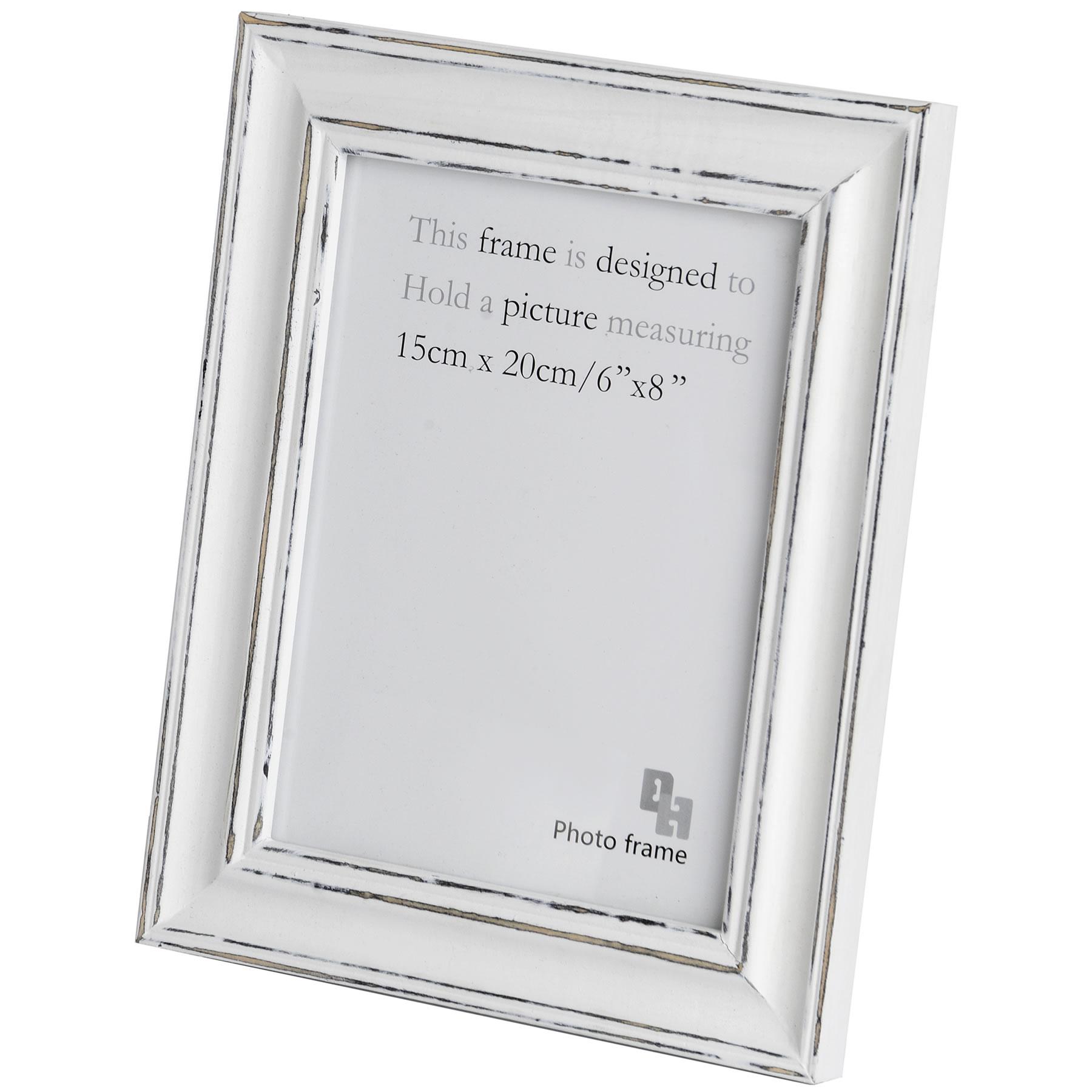 Picture 8 10 Frames X Antique White