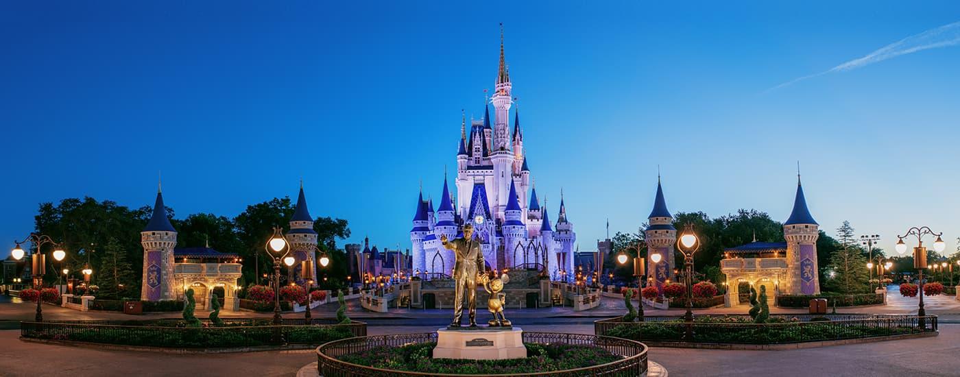 Walt Disney World Wedding Packages