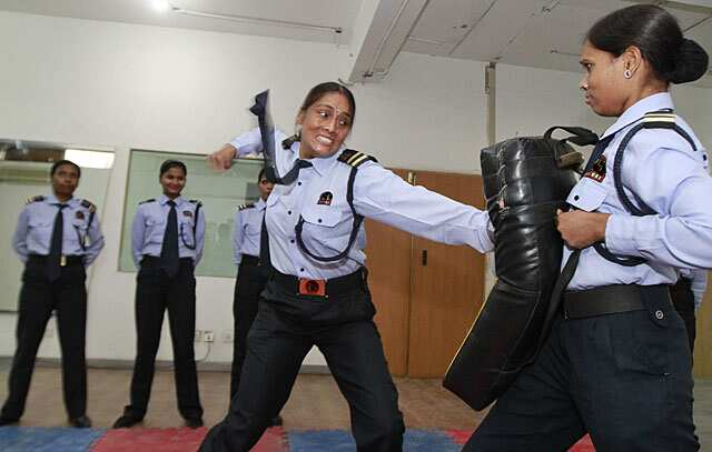 Training Private Security Phase 1