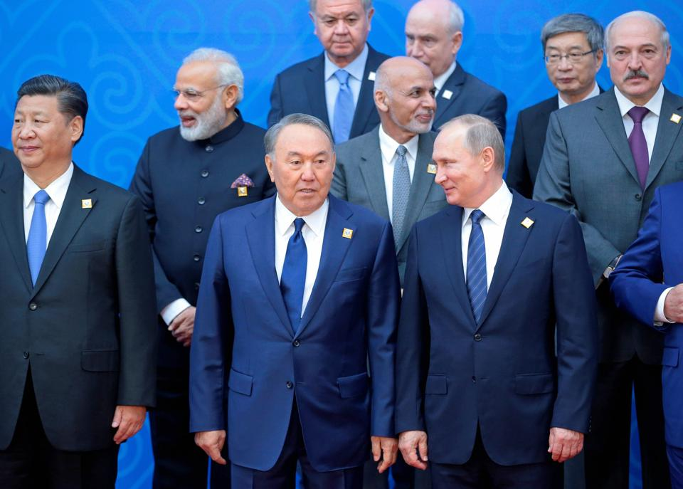 China links Belt and Road plans with Shanghai Cooperation ...