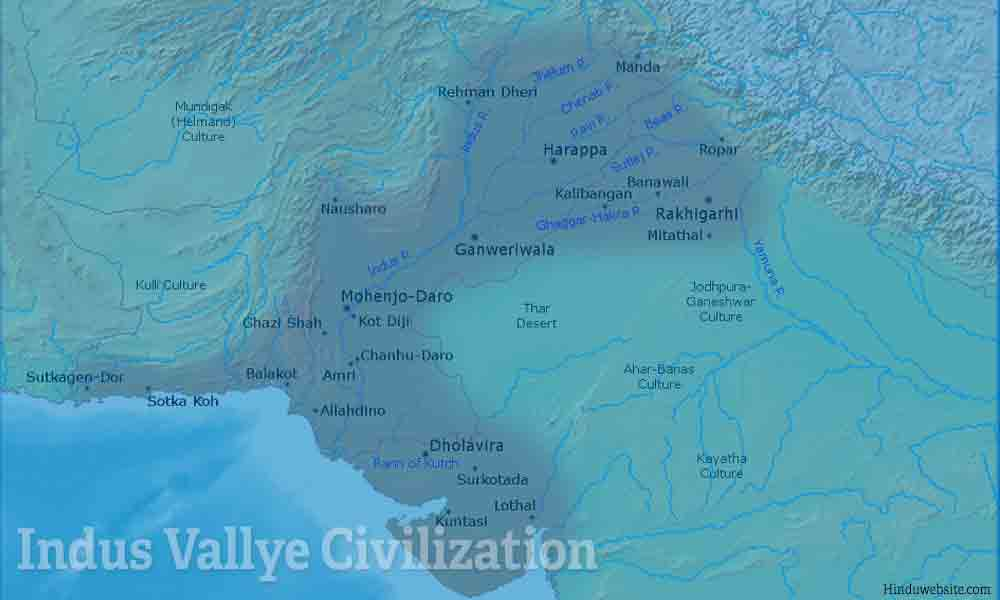 The Religion of the Indus Valley Civilization