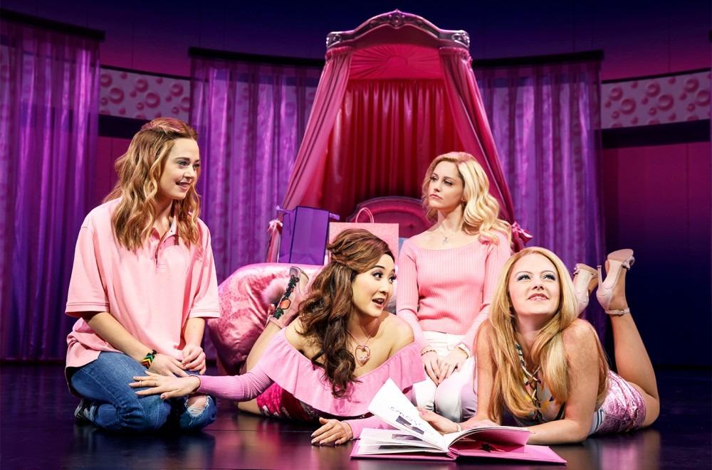 'Mean Girls' Musical Earns Highest Debut for a Cast Album ...