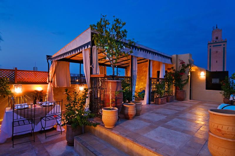 Riad Cinnamon Luxury Riad In Marrakech Morocco Book