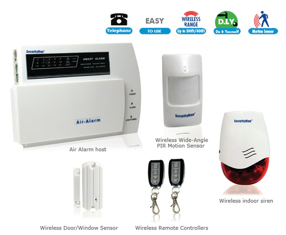 Best Deals Home Security Systems