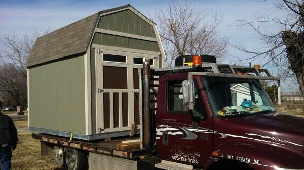 Portable Shed Plans