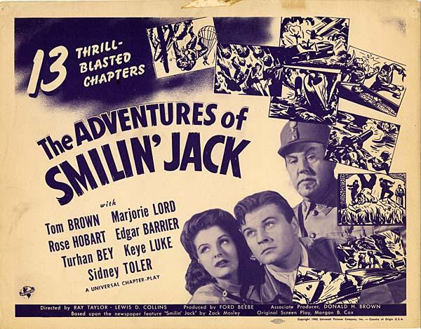 Adventures Smilin Jack