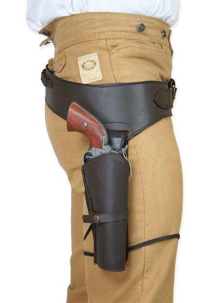 22 Pistol In Belt Buckle