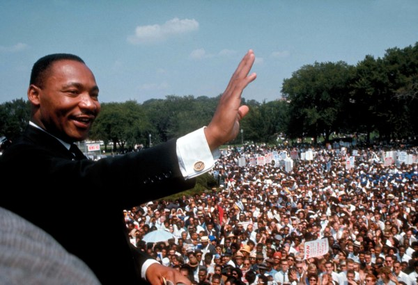 martin luther king i have a dream # 18