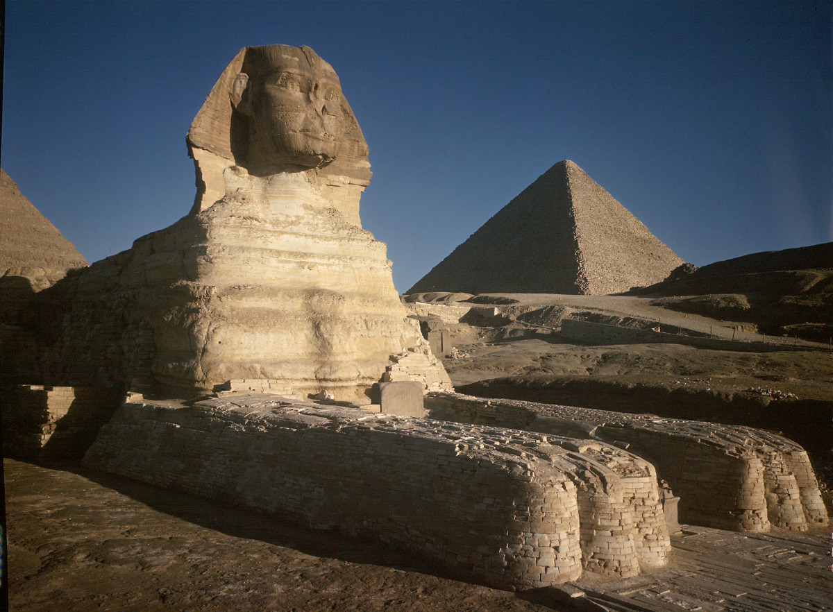 Ancient Egyptian Relics