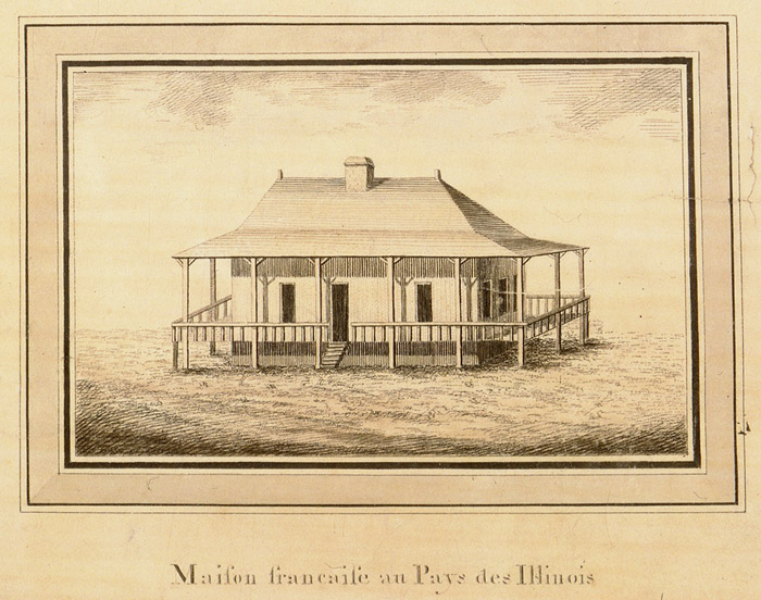 Acadian House Plans Front Porch