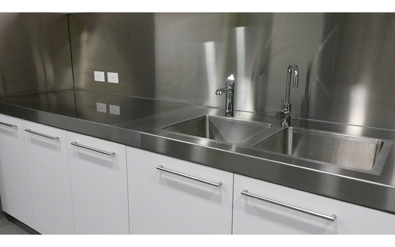Stainless Steel Kitchen Sinks Benches Splashbacks Melbourne