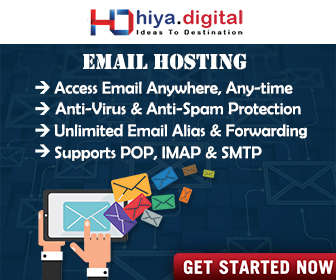 Email Hosting Hiya Digital