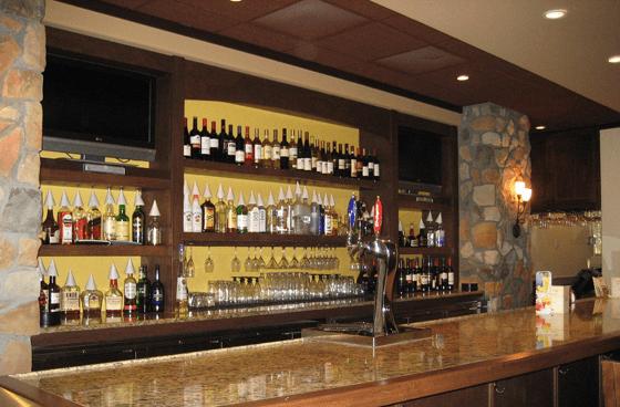 Olive Garden Salute Bar Hmd Group Architects