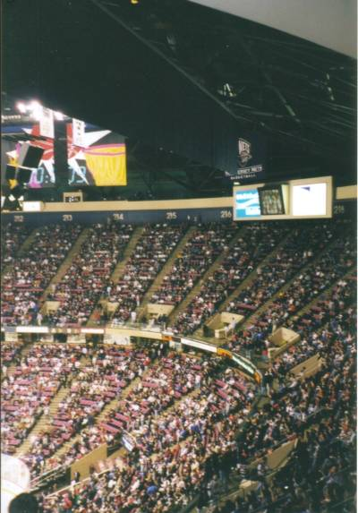 Pictures of the Continental Airlines Arena