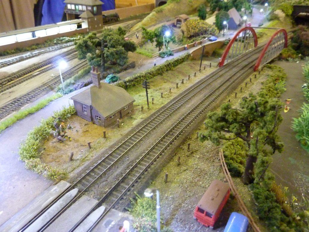 N Gauge Layouts Gallery Hoddesdon Model Amp Railway Club