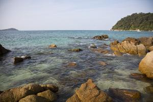 Perhentian Island Resort Beach