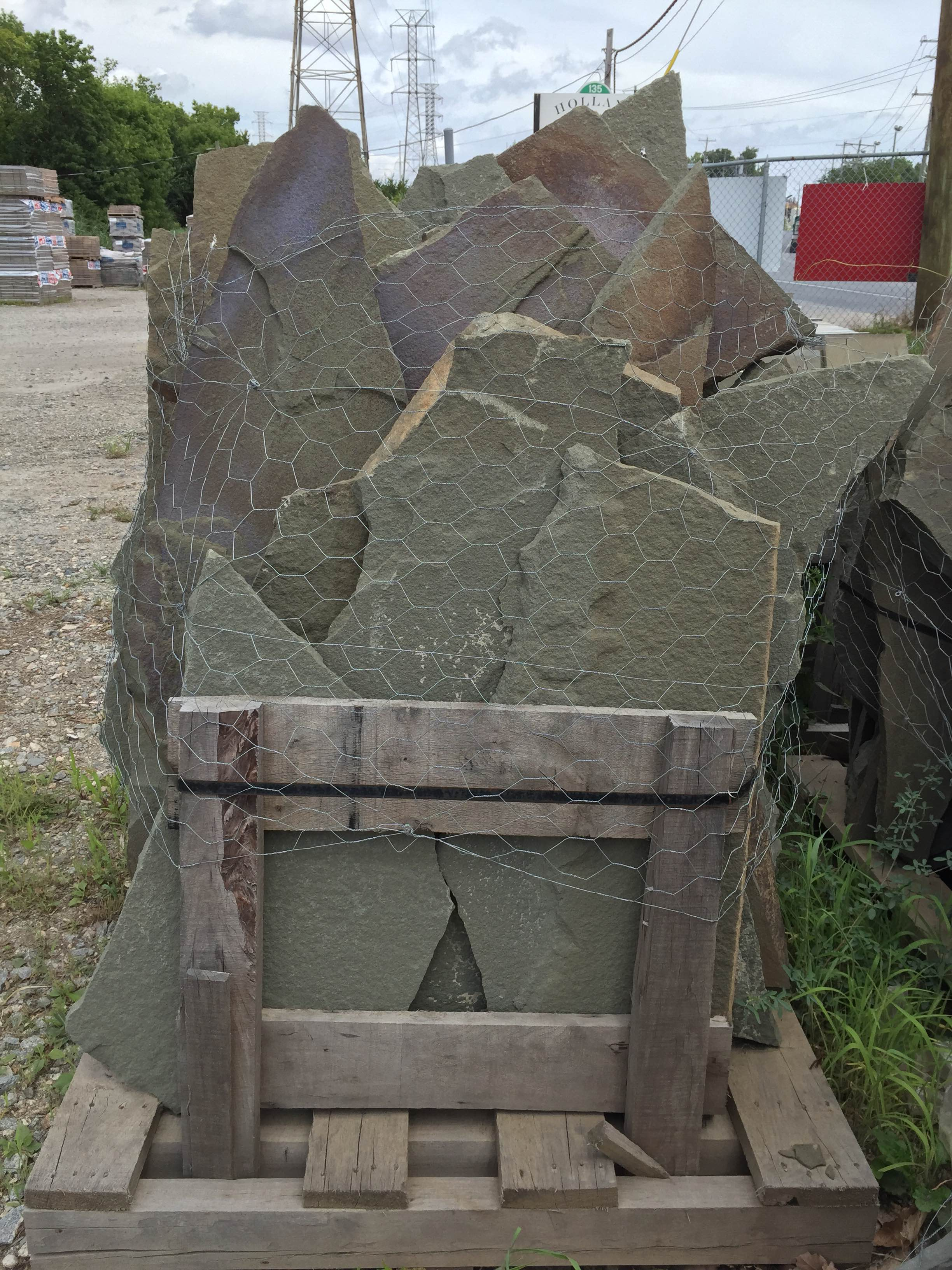 Pavers And Natural Wall Stone Holland Mulch Inc