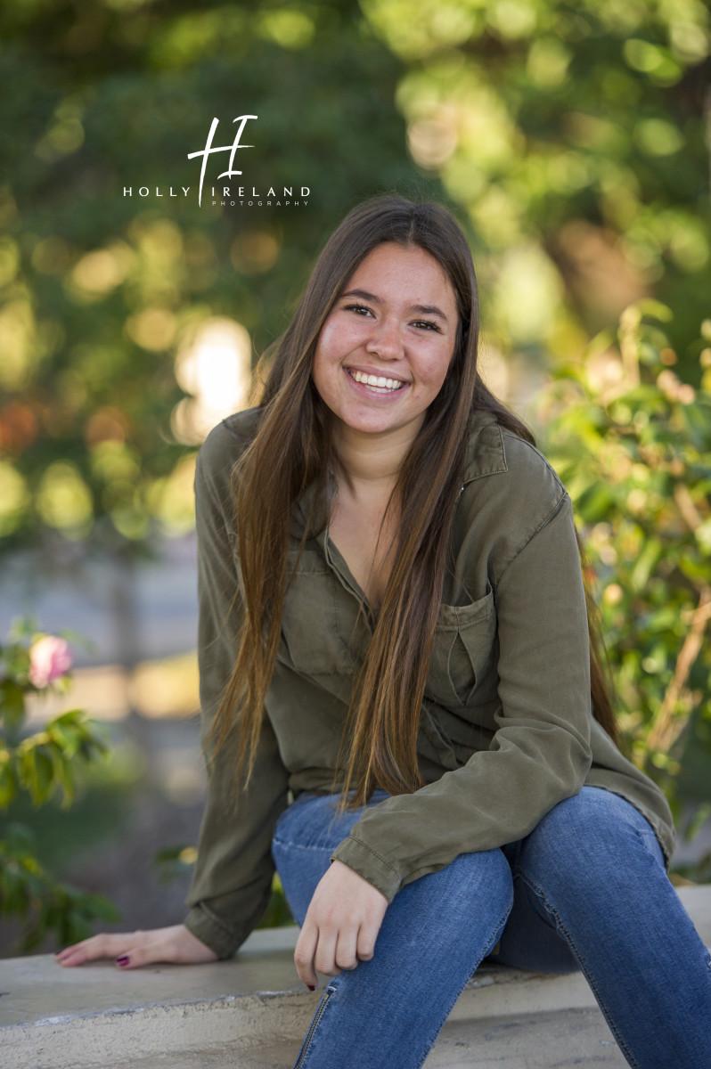 High School Senior Portraits San Diego