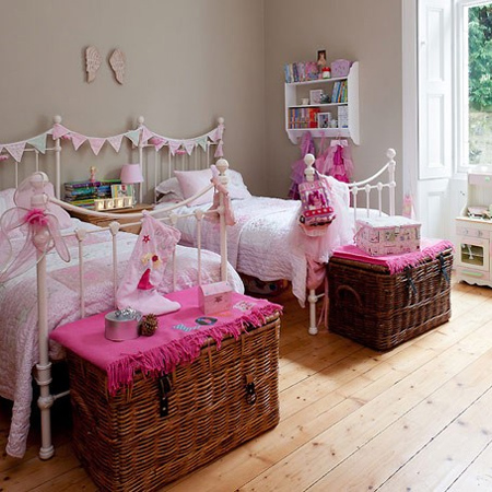 Home Dzine Bedrooms Budget Storage Solutions For Kid S Rooms
