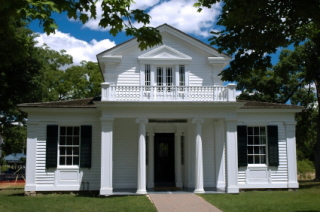 Home Floor Plans  Historical and Modern Home Floor Plans Design Victorian Home Floor Plans  Greek Revival House Plans