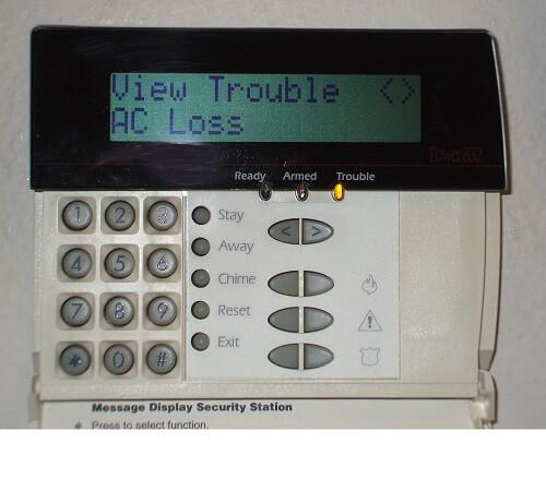 Problems Alarm System Wireless