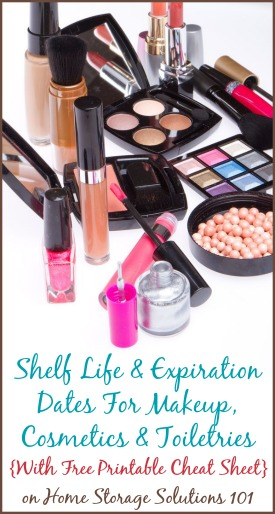 Fresh Cosmetics Expiration Date