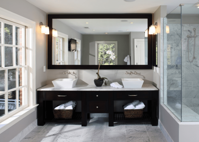Ideas for Your Bathroom Remodel   HomeAdvisor Why Settle For Less  Upgrade Your Fixtures