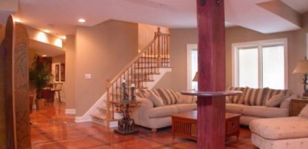 Which Type of Flooring is Right for Your Basement    HomeAdvisor Basement Remodel Flooring