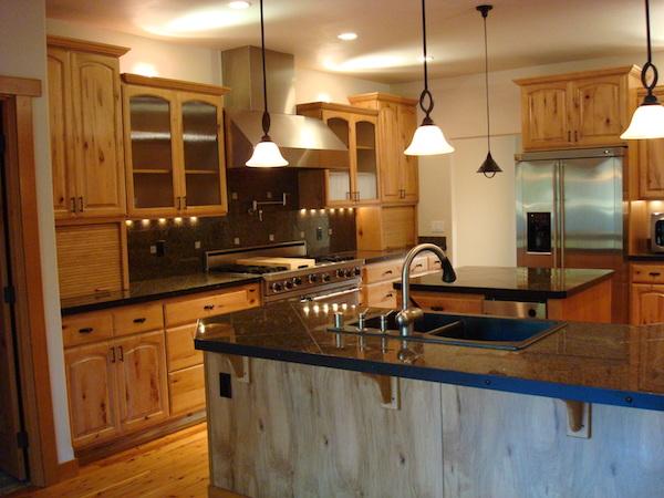Wood Cabinet Kitchen Storage Options Types