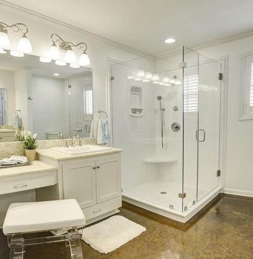 Shower Pan Installation How To Install A Fiberglass