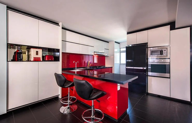 Exclusive Kitchen Interior Design