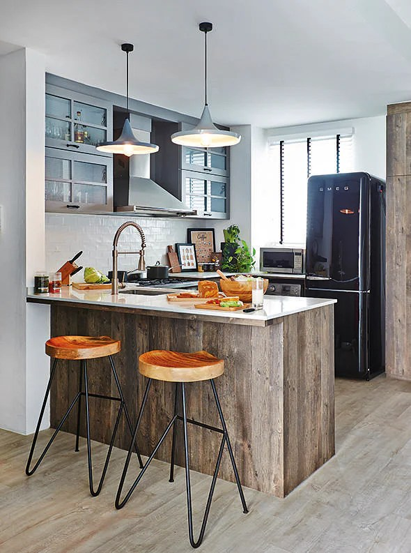 Great Small Kitchen Layouts