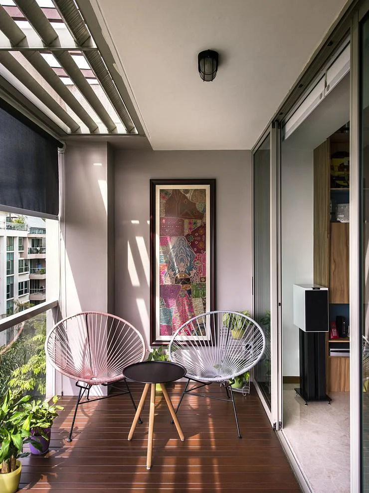 8 Design Ideas For Your Balcony Or Outdoor Space Home
