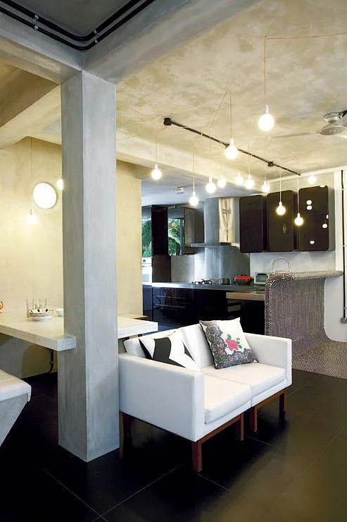7 Lighting Decor Ideas For Your Hdb Flat Home Amp Decor