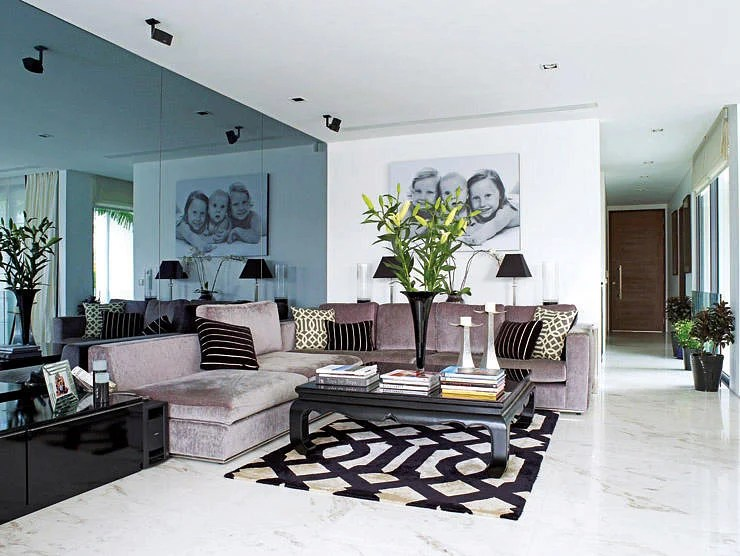 L Shaped Sofas Small Rooms