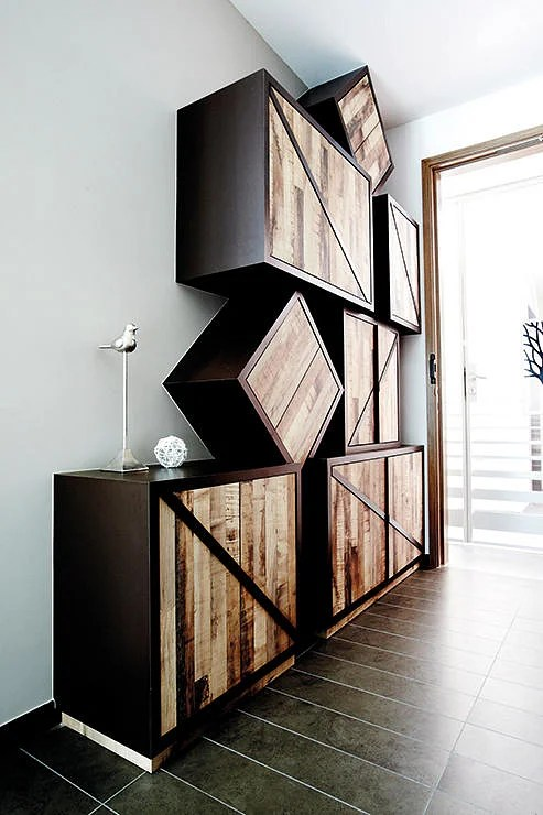 Design Ideas For Storage Units In Hdb Flats Home Amp Decor