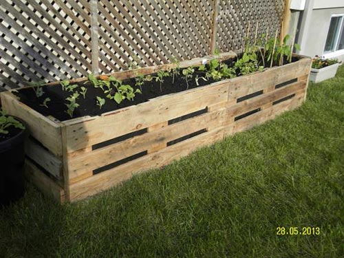 How Build Raised Garden Old House