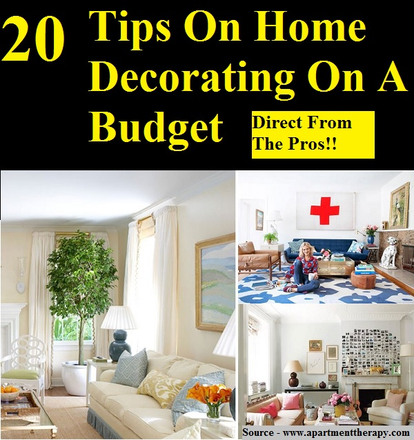 Pinterest Home Decorating Ideas On A Budget