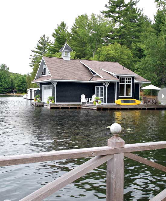 Coastal Muskoka Living Interior Design Ideas Home Bunch