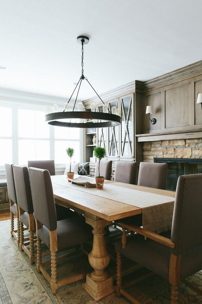 Long Narrow Kitchen Dining Room