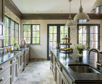 Classic French Lake House Design - Home Bunch Interior ...