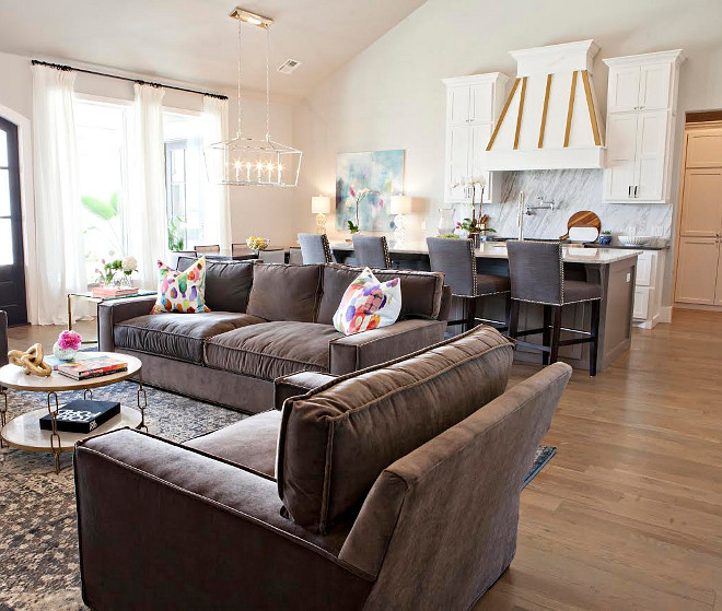 Gray Living Room Chairs