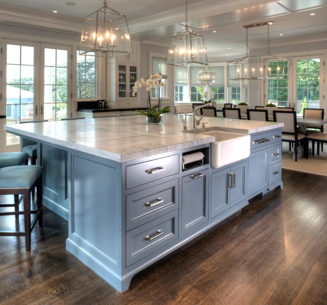 Large Kitchen Design Pictures