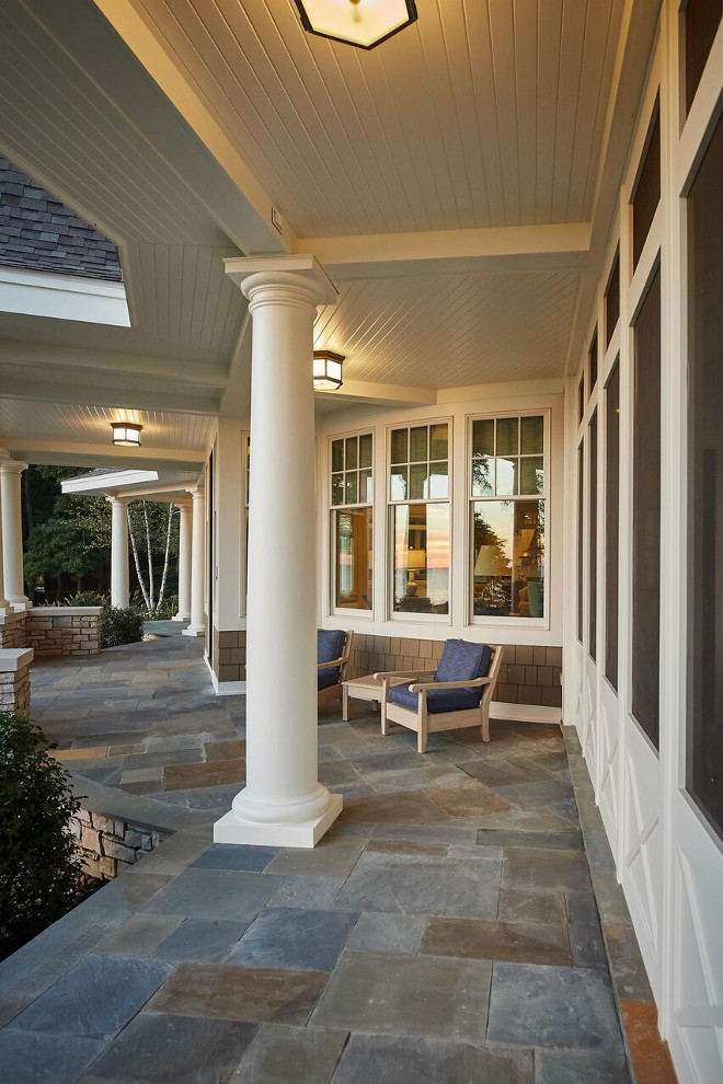 Wood Porch Columns