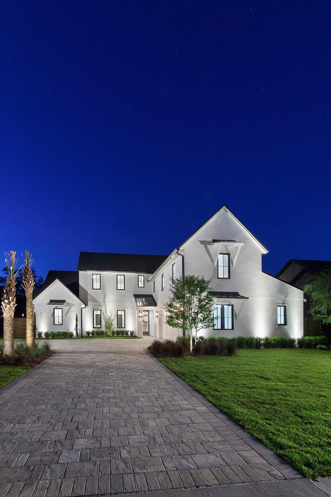New Home Exterior Design Ideas