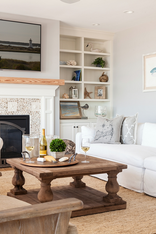 Cape Cod Shingle Beach House Home Bunch Interior Design