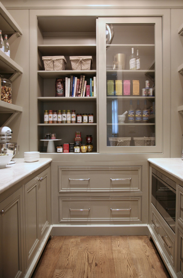 Butlers Pantry Decorating